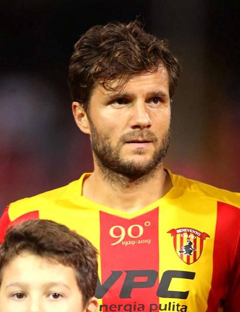 Perparim Hetemaj pelaa nykyään Beneventossa.