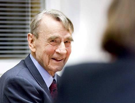 Mauno Koivisto oli järjestyksessään Suomen yhdeksäs presidentti.