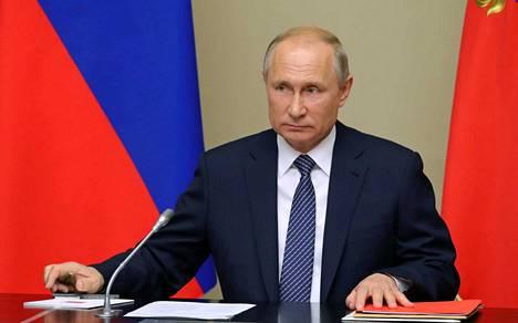 Räjähdyksen aiheuttajaksi epäillään Burevestnik-ohjusta, joka on Venäjän presidentin Vladimir Putinin ylpeys.