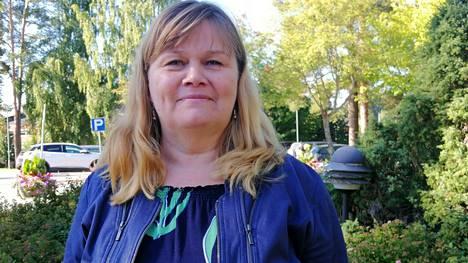 Sari Karhu otti hallintojohtajan viran vastaan Keuruulla 10. elokuuta 2020. Nyt hän ilmoittautui mukaan kaupunginjohtajan valintaan.
