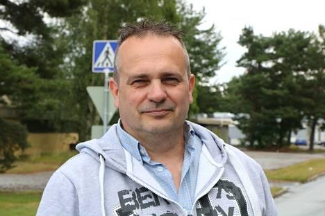 –Kallo Porissa voi olla sellainen paikka, mikä on suurelle yleisölle melko tuntematon, arvelee kokemäkeläinen Simo Mäkinen.