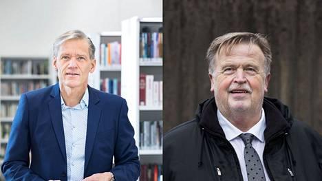 Pirkanmaan kansanedustajat ottavat Finnairin ilmoituksen käsittelyyn. Pauli Kiuru (kok.) ja Veijo Niemi (ps.) kertovat tiedottavansa asiasta ensi viikon alussa.