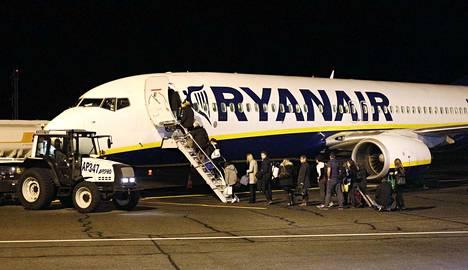 Maaliskuussa uutisoitiin, että Ryanair lopettaa viimeiset reittinsä Tampereelta kesäkauden jälkeen. Nyt tilanteeseen tulee kuitenkin muutos.