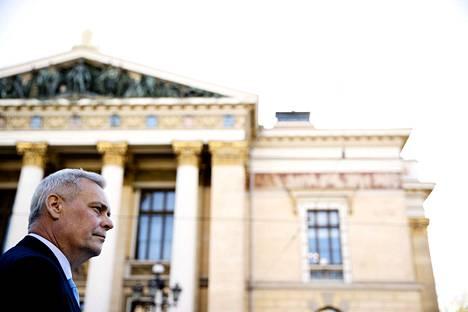 Hallitustunnustelija Antti Rinteen mukaan talouspolitiikassa päästiin sunnuntain neuvotteluissa pitkälle.