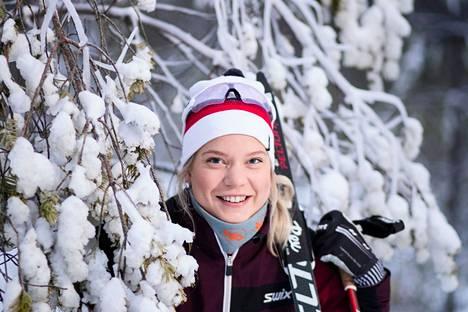 Tampereen Pyrinnön Amanda Saari kuuluu U23-ikäisten MM-joukkueeseen.