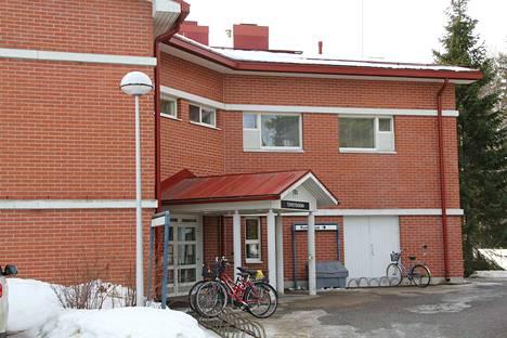 Sarapihan terveysasema Mäntässä.