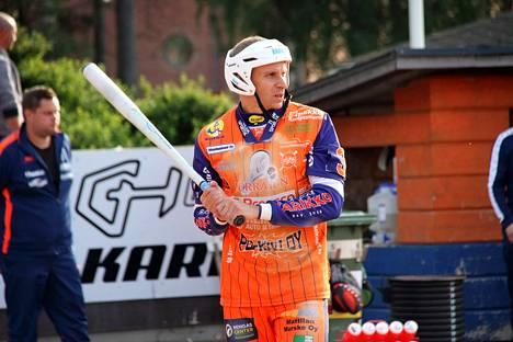 Jouni Itävalo palkittiin KaMan parhaana Hyvinkäällä.