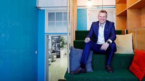 Enersensen toimitusjohtajan Jussi Holopaisen mukaan Helsingin päälistalle siirtyminen on luonnollinen askel yhtiölle.
