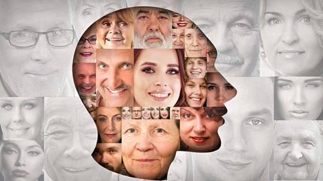 Kronologinen ikä saattaa erota jopa kymmeniä vuosia siitä, mikä on elimistön toimintakykyä kuvaava  biologinen ikä.