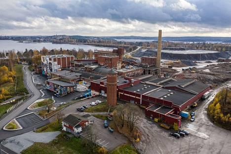 Suunnittelualueen laajuus on noin 22 hehtaaria. Siihen kuuluvat entisen selluloosatehtaan keskeinen alue rakennuksineen, Lielahden kartano puistoineen sekä tehtaan lähiympäristön alueet pohjois- ja eteläpuolelta.