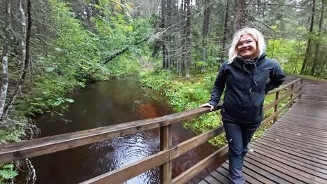 Aikaisemmin suljettuna ollutta Juupajoen Rotkoa on kunnostettu kahden vuoden aikana. Kunnan projektityöntekijä Katriina Vuorikiven johdolla reittien varrelle saatu yli 40 sammalhahmoa tarinoineen. Niitä ovat tehneet kymmenet vapaaehtoiset ja yhteistyökumppanit.