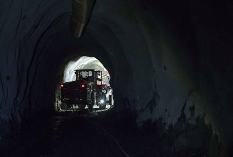 KHO:n ratkaisu tarkoittaa, että Oriveden kaivoksen toiminta loppuu, ja lopettamisen osalta on noudatettava vanhan ympäristöluvan määräyksiä. Kuvituskuva.