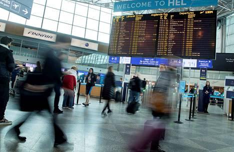 Finnair lentää Helsinki-Vantaalta Milanoon Pohjois-Italiaan kaksi kertaa päivässä.