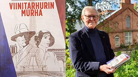 Paperitehtaan entinen johtaja Olavi Toivola kirjoitti toisen fiktiivisen romaaninsa, joka sijoittuu 1930-luvulle. Kirjan tapahtumat tuovat lukijan myös Tehdassaareen, Nokia-yhtiön pääkonttorille.