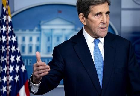 Ilmastolähettiläs John Kerryllä on suuri työ Yhdysvaltain ilmastotavoitteiden saavuttamiseksi.