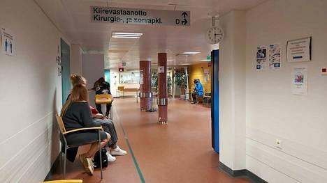 Sairastunut on asioinut sekä yksityisen terveydenhuollon palvelussa, että Rauman terveyspalveluissa kiireellisellä vastaanotolla.