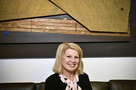 Toimeentulotuen ruuhkat tulivat Kelan pääjohtajalle Elli Aaltoselle yllätyksenä.