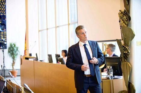 Areenan hankejohtaja Tero Tenhunen näkee jääkiekon MM-kisat loistavana starttina puolen miljardin euron hankkeelle.