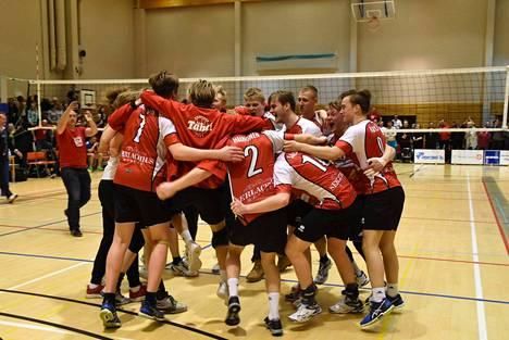 Vilppulan Tähden miesten joukkue pelaa ensi kaudelle ensimmäistä kertaa historiansa aikana miesten ykkössarjassa.