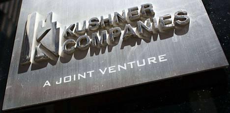 Kushnerin perhe on menestynyt yritysmaailmassa.
