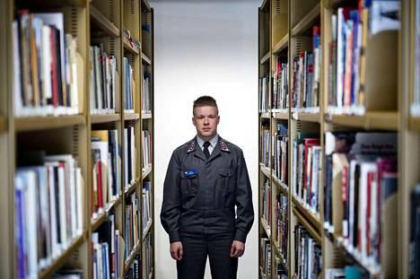 Antti Paronen pelkää, että terrori-iskut eivät lopu tähän.