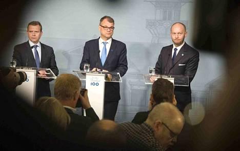 Lännen Median uutinen kertoi jo kesäkuun alussa, että hallituksen tiedossa oli suunnitelma perussuomalaisten mahdollisesta jakautumisesta.