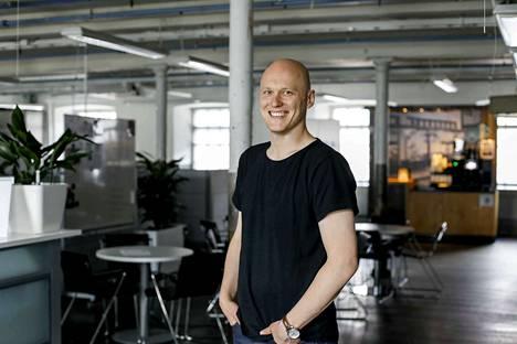 Nonono Oy:n toimitusjohtajan Jaakko Timosen mielestä palaute on yrittäjälle kuin lahja–se auttaa toiminnan kehittämisessä.