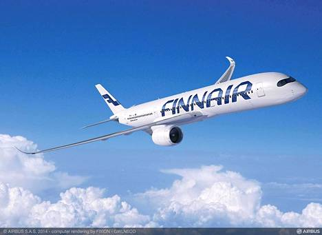 Finnairin talous lentää myötätuulessa.