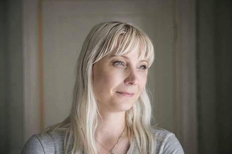 Laura Huhtasaari on perussuomalaisten presidenttiehdokas.