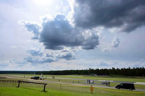 Jämin lentokentällä kisataan 13.–19. elokuuta suihkumoottorilennokkien maailmanmestaruudesta.