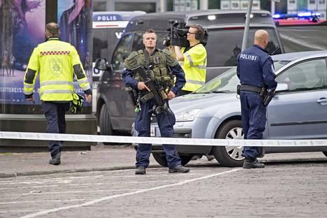 Turun terroriteon jälkeen suojelupoliisille on vaadittu lisää voimavaroja.