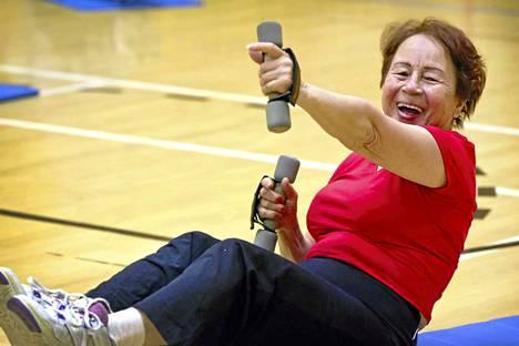 Tervakosken Eläkkeensaajien aktiivisen toiminnan tarkoituksena on saada seniori-ikäiset irti kotisohvalta hakemaan virkistystä niin keholle kuin pääkopalle.