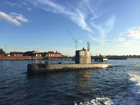 UC3 Nautilus -nimeä kantava sukellusvene on Peter Madsenin johtaman harrastajaseuran rakentama. Alus nostettiin merestä sen upottua perjantaiaamupäivällä 11. elokuuta.