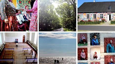 Toimittaja etsi Virosta paikkoja, joissa kukaan ei ikinä käy.