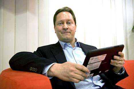 Roope Raisamon johtamassa Tampereen yliopiston Tauchi-tutkimusryhmässä on perehdytty ihmisen ja koneen vuorovaikutukseen jo 20 vuoden ajan.
