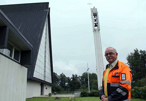 Valkeakosken kirkon peruskorjaus tulisi maksamaan miljoonia euroja, kertoo Sääksmäen seurakunnan isännöitsijä Auvo Vaasio.