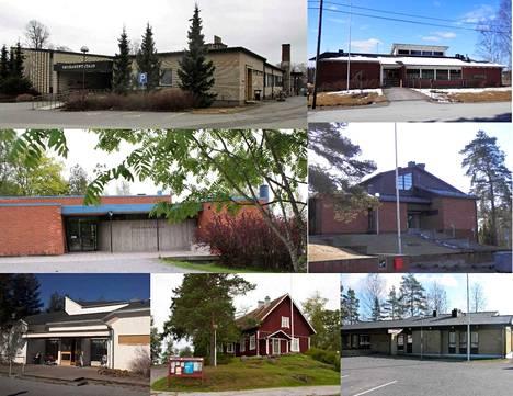 """Keväällä tehdyn kuntoarvion mukaan Sastamalan kaikissa seurakuntataloissa """"on lähivuosina tarvetta useille merkittäville rakennusteknisille korjaustoimenpiteille, joita ei voi hoitaa pelkästään kunnossapito- ja huoltotyyppisillä toimenpiteillä""""."""