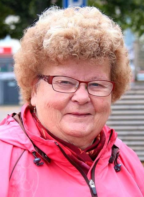 Anneli Raski Kankaanpää