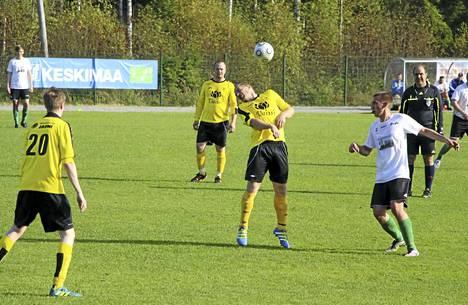 HPP voitti PetPetin viitosdivisioonan kauden päätösottelussaan maalein 5-2.