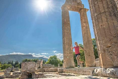 Viikonlopun Spartathlon on Noora Honkalalle jo kolmas Kreikan maisemissa kisattava ultrajuoksu.