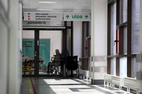 Tuberkuloosiin Satakunnan keskussairaalassa 25. syyskuuta menehtynyt mies otettiin potilaaksi 21. syyskuuta. Arkistokuva ei liity tapaukseen.