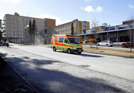 Satakunnan keskussairaalassa tuberkuloosille altistui viisi potilasta ja 15 henkilökuntaan kuuluvaa.