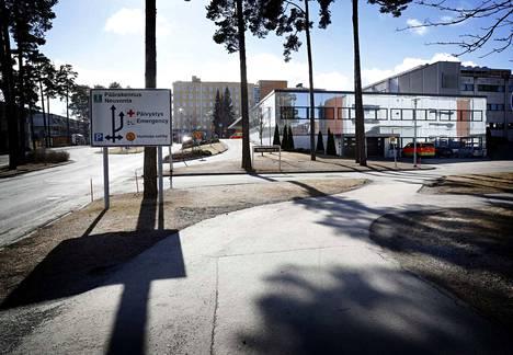 Satakunnan keskussairaalassa hoidossa ollut mies kuoli tuberkuloosiin viime viikolla.