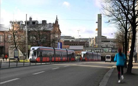 Raitiovaunun toimittamista koskeva valitus kaatui markkinaoikeudessa. Suomessa toimiva Transtech saa valmistaa vaunut.