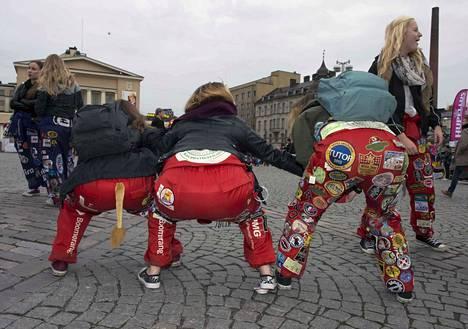 Tapahtumassa jopa 40 prosenttia opiskelijoista tulee muualta Suomesta.