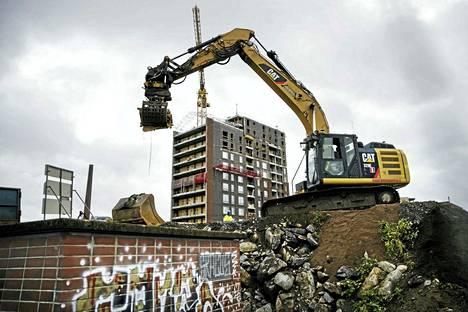 Pirkanmaalla on eniten työpaikkoja avoinna rakennusalalla. Syyskuun lopulla niitä oli maakunnassa avoimena 1200.