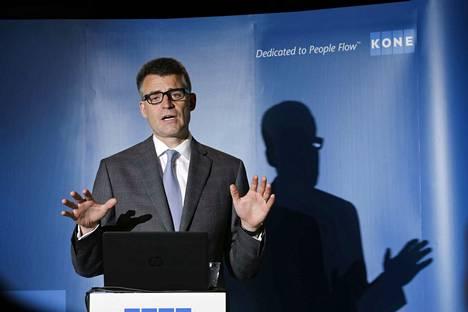 Henrik Ehrnrooth on yksi parhaiten palkattuja suomalaisia johtajia.