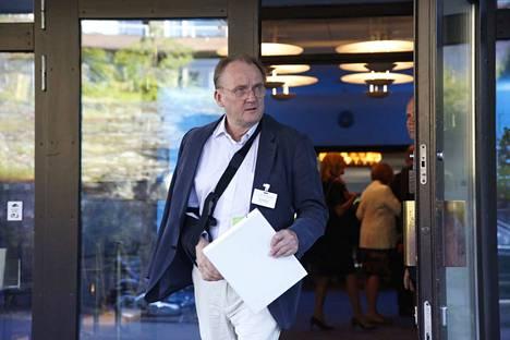 Koneen hallituksen puheenjohtaja Antti Herlin on Suomen varakkain henkilö.