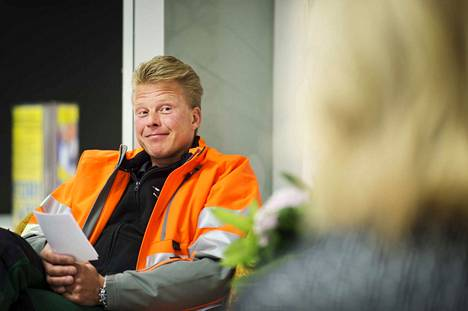Kimmo Riihimäki rikastui perustamansa yrityksen Hämeen Laaturemontin myynnillä.