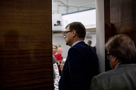 Juha Sipilä oli kovatuloisin puheenjohtaja.